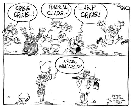 Un important investitor internaţional dezvăluie: Criza economică este FABRICATĂ